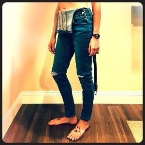 Fashion Nova Jean Overalls